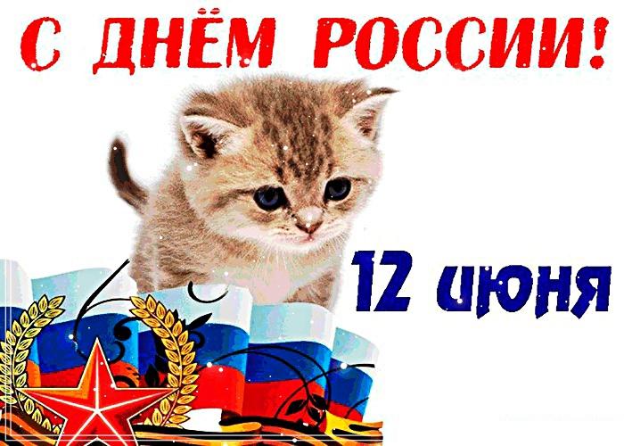 Найти первоклассную картинку с днём России (12 июня)! Поделиться в вк, одноклассники, вацап!