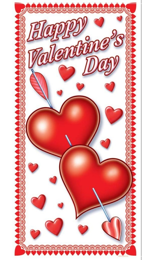Найти шикарную картинку (поздравление любимой девушке) с днём святого Валентина! Отправить на вацап!