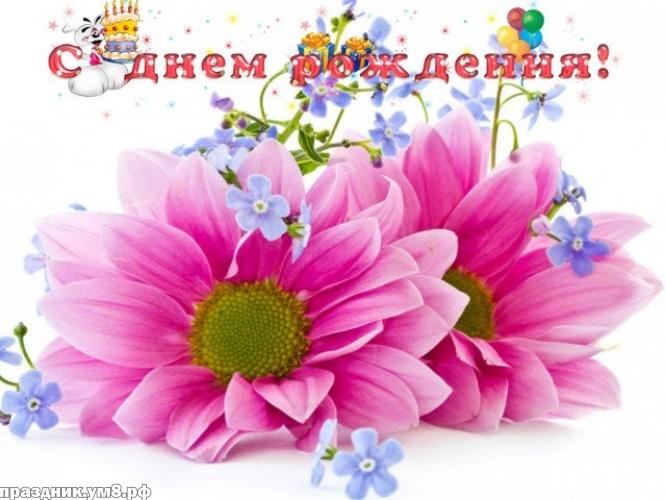 Найти желанную открытку с днём рождения женщине (цветы)! Поделиться в whatsApp!
