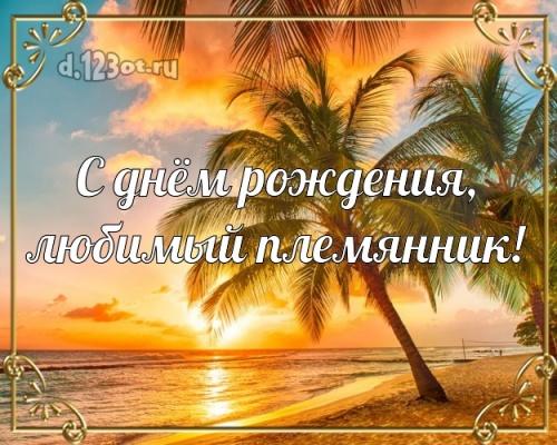Скачать бесплатно милую картинку с днём рождения, мой племянник, племяшка любимый! Поздравление от d.123ot.ru! Поделиться в whatsApp!