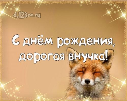 Скачать уникальную картинку с днём рождения, милая внучка, внученька! Поздравление с сайта d.123ot.ru! Отправить в instagram!