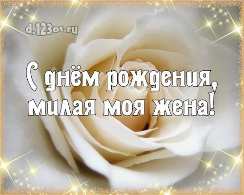 Скачать сказочную открытку на день рождения женушке, любимой жене! Проза и стихи d.123ot.ru! Для инстаграм!