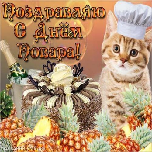 Скачать бесплатно откровенную открытку с днем повара, красивые картинки коллегам! С праздником, коллеги, друзья! Для инстаграм!