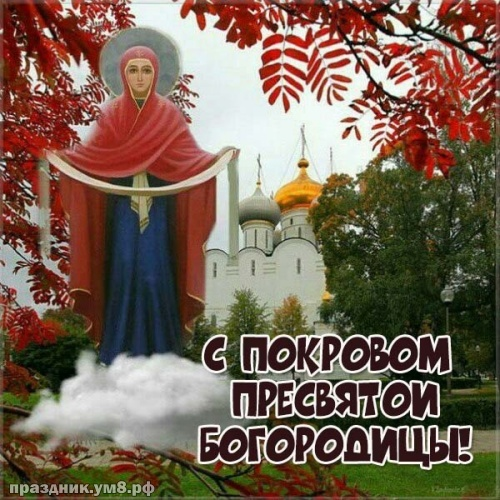 Найти гениальную картинку с покровом Пресвятой Богородицы, дорогие друзья! Отправить в вк, facebook!